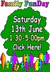 Family FunDay 2013 - Click here for details