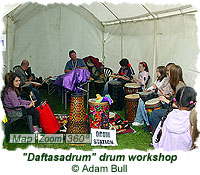 Daftasadrum drum workshop