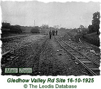 Gledhow Valley Rd Site 10-10-1925