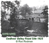 Gledhow Valley Rd Site 1925